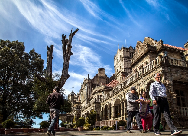 The Viceregal Lodge was formerly the residence of the British Viceroy of India from 1888 to 1947. It houses some of the most historical articles and photographs of British India. It now functions as the Indian Institute of Advanced Study